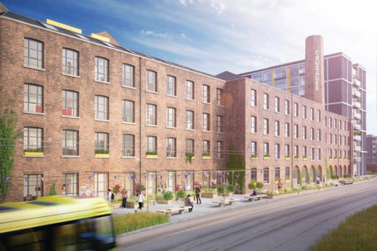 Latest News - Crusader Mill development with Aberla