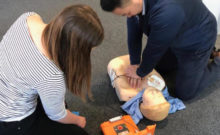 Latest News | aberla-defib first aid training