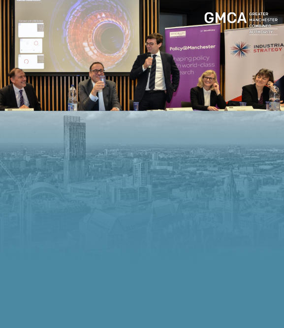 Manchester GMCA, Energy Strategy